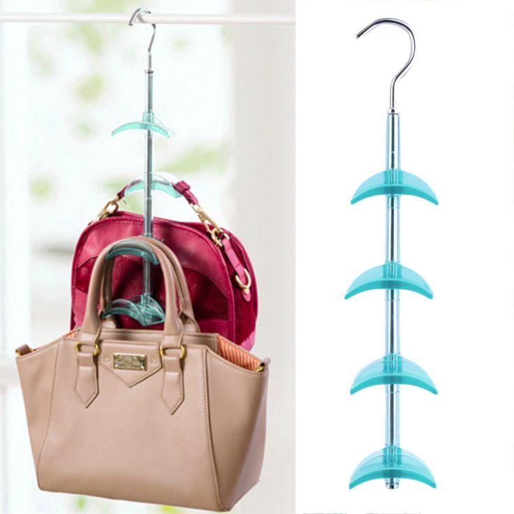cheap nuevo bolsas de organizador home armario detrs de la puerta hooks bolso