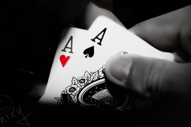 The Fantastic Four Of The Online Poker World Online Poker Playing Cards Poker