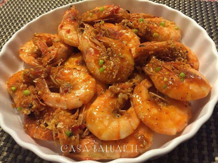 33 best shrimp hipon images on pinterest asian food recipes sweet chile garlic shrimp recipe forumfinder Gallery