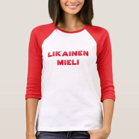 Likainen Mieli - Dirty Mind in Finnish T-Shirt - tap, personalize, buy right now!