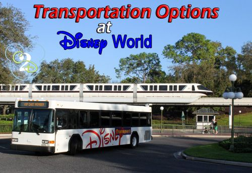 Pin this if you are going to Walt Disney World. It is a description of all the Disney transportation options available.