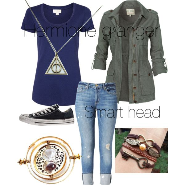 """""""Hermione granger"""" by ilovethebeatles123 on Polyvore"""