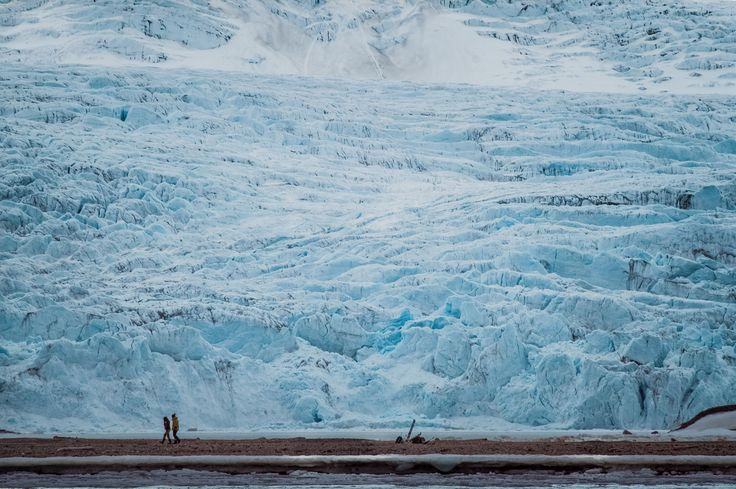 Svalbard: Life in the modern-day Arctic. Photography: Lise Ulrich