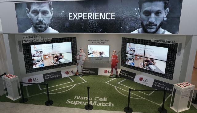 Πάνω από 100 εκ. προβολές στα social media η ποδοσφαιρική αναμέτρηση της LG: Η LG Electronics (LG) ολοκλήρωσε επιτυχώς το LG Nano Cell™…