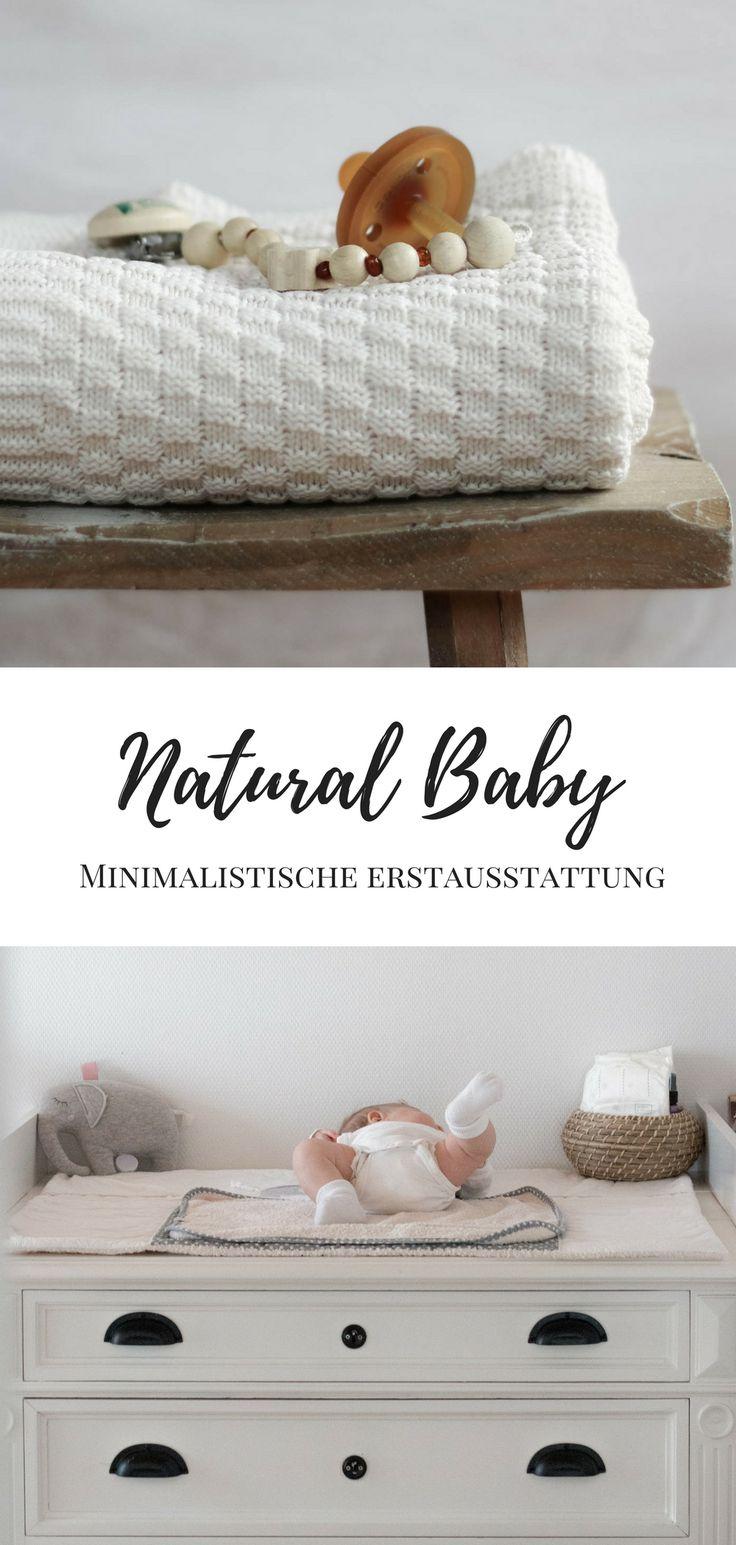 Einfache Erstausstattung – Was Ihr Baby wirklich braucht – Teil 1   – {genießen} food