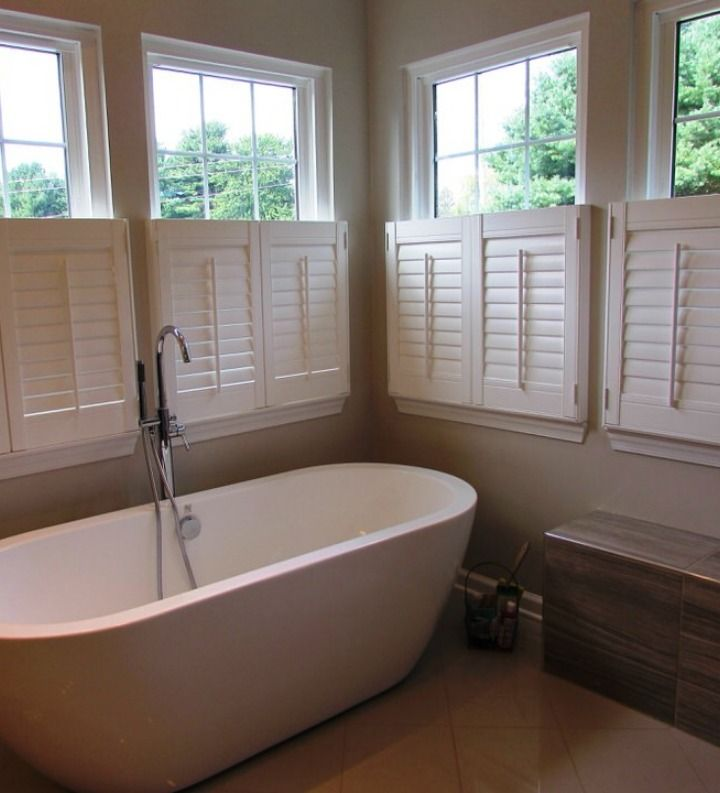 Beautiful Bathroom Renovation In Gaithersburg Md With A Stand