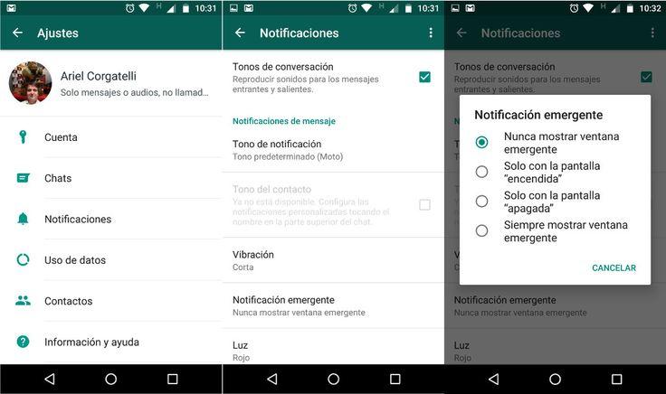 #Tip – ¿Te molestan las notificaciones de WhatsApp en todas la pantallas? | Infosertec