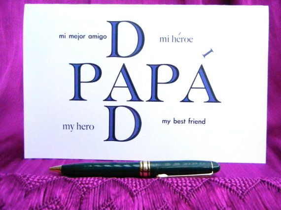dad birthday quotes in spanish - photo #4