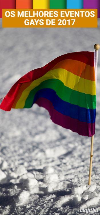 O Viaja Bi! separou os melhores eventos gays de 2017 do Calendário Gay Internacional para você já se programar para se jogar e curtir o mundo todo. Tem os melhores eventos gays de esqui, fetichistas, de esporte, no Brasil, pros ursos e Paradas! Os destaques ficam pra Aspen Gay Ski Week, San Island Weekend com Ivete Sangalo, Bear Week Mexico, World Out Games, Folsom Europe e World Pride Madrid 2017. Corre! :)