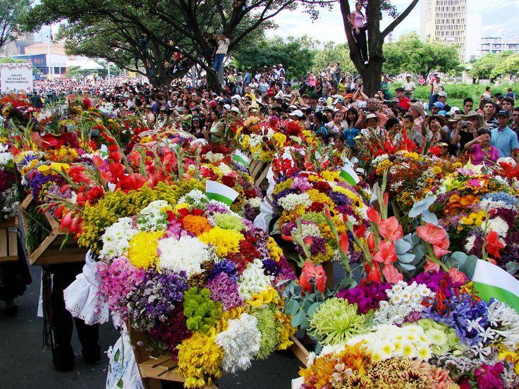 Fiesta de los Flores y Frutas, Ecuador