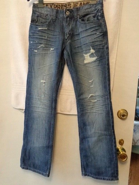 2d0846e0a6a Express Blue Jeans Mens Slim Fit Low Rise Boot Cut Rocco 30x32 Used but  Nice #fashion #clothing #shoes #accessories #mensclothing #jeans (ebay link)
