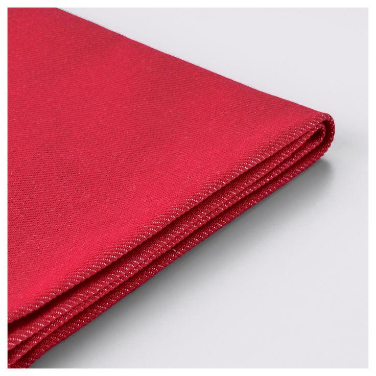IKEA - PS Sofa-bed cover Vansta red