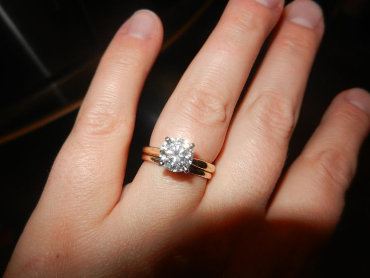 36 best Engagement Rings images on Pinterest Rings Jewelry and