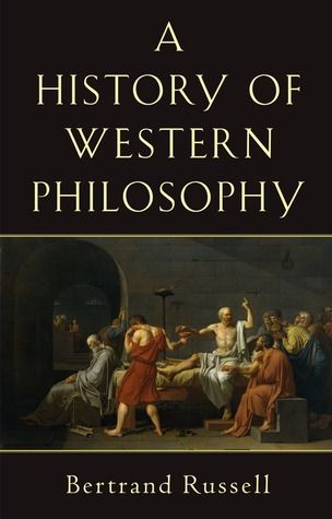 History of Western Philosophy by Bertrand Russell. Including the work of ancient thinkers such as Socrates, Plato, and Aristotle, as well as modern geniuses such as Descartes, Kant, and Marx, this book chronicles the entire span of philosophy in the Western world. It also includes intimate chapters regarding the philosophers with whom Lord Russell himself is most closely associated--Cantor, Frege, and Whitehead, coauthor with Russell of the monumental Principia Mathematica.
