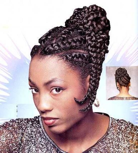 French Braid Styles For Black Hair: 17 Best Images About Goddess Braids On Pinterest