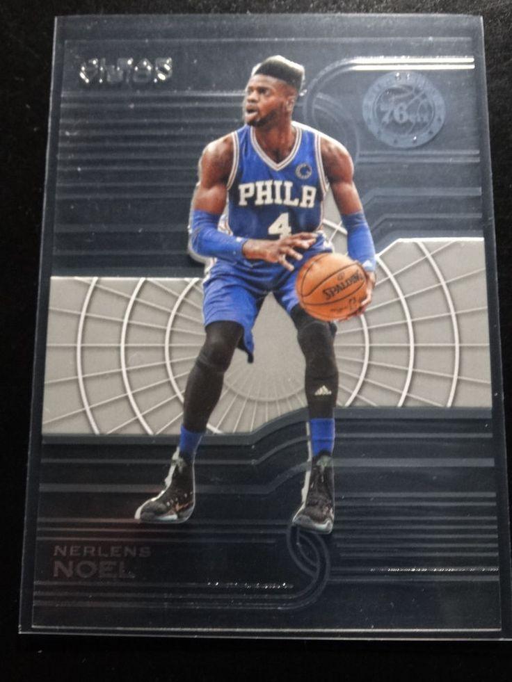 2015-16 Panini Clear Vision #8 Nerlens Noel Philadelphia 76ers Card #Philadelphia76ers