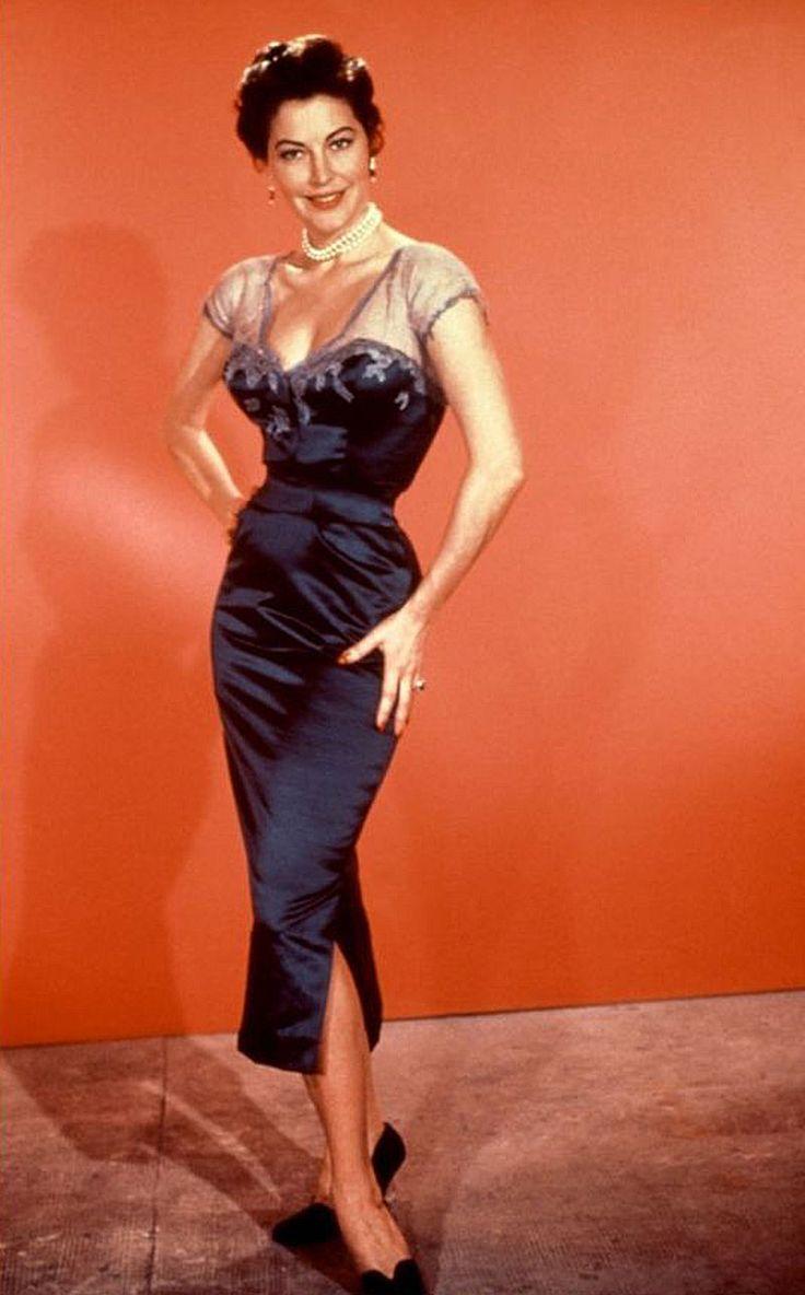 Ava Gardner, 1954