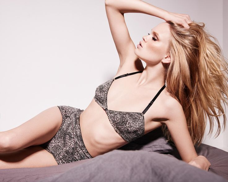 #Underprotection #Campaign #Sustainable #Underwear #Loungewear #Print #AW15 #Bra #Hipsters