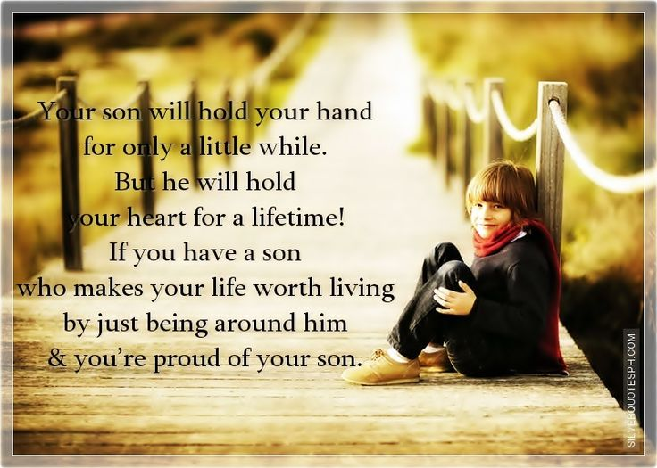 Quotes To Your Son: Picture Quotes, Love Quotes