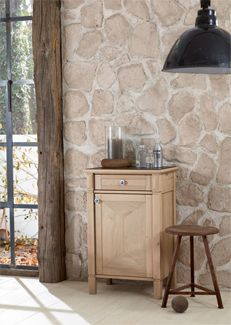 True Oak bathroom furniture