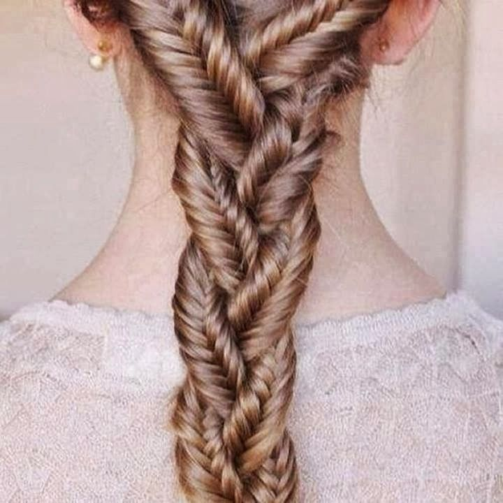 77 best Cool braids images on Pinterest | Long hair, Hair ...