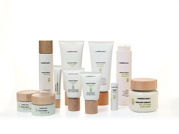 The Sacred Nature Group. Advanced anti-oxidant skin cellular DNA protection. After prolonged studies led by a strong commitment to the environment, [ comfort zone ] research laboratories present the first face and body organic and natural spa skin care able to provide advanced care and exceptional pleasure for the senses.