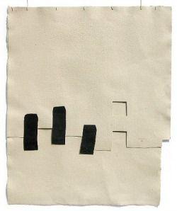 "whitehotel: "" Eduardo Chillida, Gravitacion (1993) """