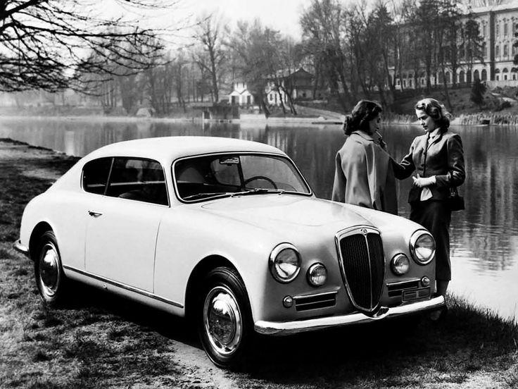 lancia aurelia gt 1953