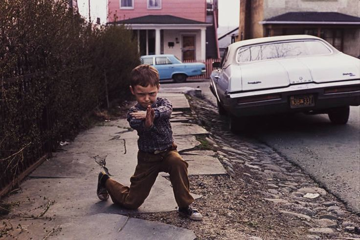 Nottingham Contemporary brings together an epic collection of images from 16 seminal documentary photographers...