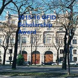 2015-16 OFID Scholarship Award for Developing Countries Students , and applications are submitted till May 8, 2015 for 2015/2016 academic year. OFID (The OPEC Fund for International Development) is funding scholarship for students of developing countries (except OFID Member Countries). - See more at: http://www.scholarshipsbar.com/2015-16-ofid-scholarship-award.html#sthash.mcfrzfbI.dpuf