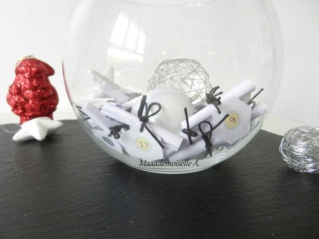   DIY : Calendrier de l'Avent façon chasse aux trésors !