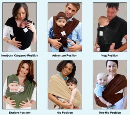 Baby Ktan ~ positions