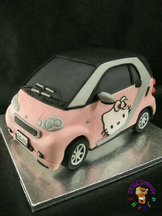 Αποτέλεσμα εικόνας για cars cakes cabriolet