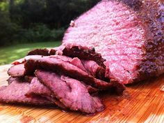 Amazingly Tender Slow Smoked Roast Beef I have used an eye of round roast for roast beef before and have been able to get the flavor I wanted but never the tenderness. The only way I could ever get this roast tender was to slice it paper thin which, honestly, was a pain in the …
