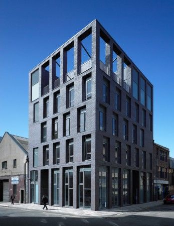 Elder & Cannon Architects - Glasgow City Mission