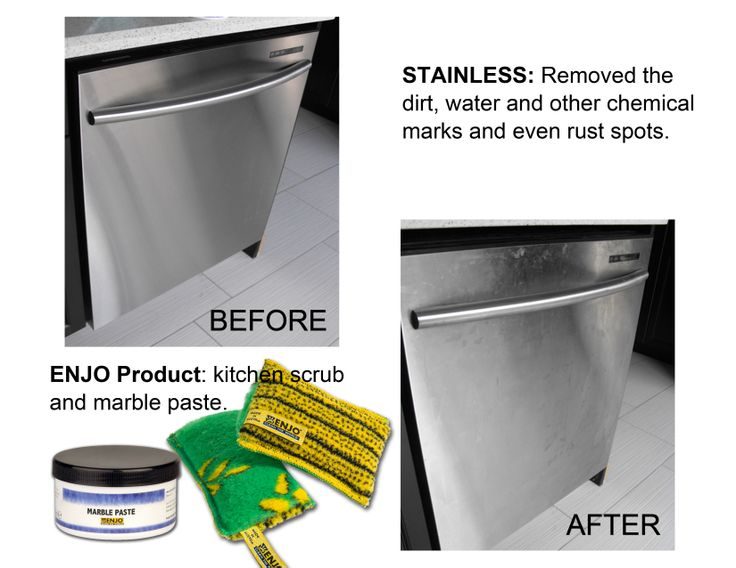 Chemical-Free Cleaning! The Power of ENJO!