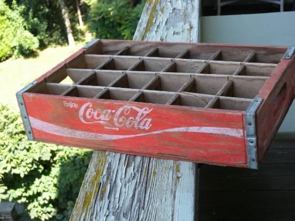 alte coca cola harasse aus oklahoma in thun von chrigu013 kaufen bei cyan74. Black Bedroom Furniture Sets. Home Design Ideas