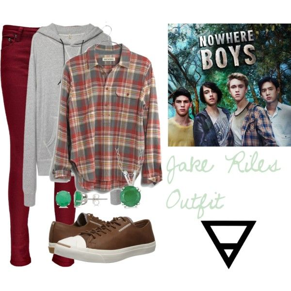 Jake Riles .::Nowhere Boys::. Outfit