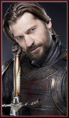 Jaime Lannister  Also Known As: The Kingslayer  Status: Alive Captured by King Robb Stark at the Battle of the Whispering Wood, Jaime is being taken to King's Landing by Brienne of Tarth on behalf of Catelyn Stark to exchange him for Sansa and Arya Stark.  Titles: Lord Commander of the Kingsguard  Father: Tywin Lannister  Mother: Joanna Lannister (deceased) Children fathered by Jaime: Joffrey Baratheon, Myrcella Baratheon, Tommen Baratheon  Allegiance: House Lannister; The Kingsguard