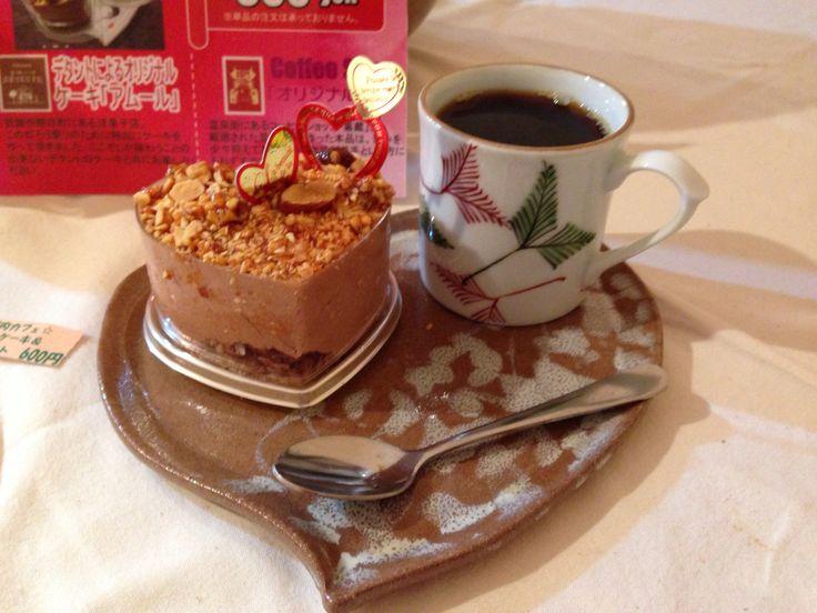 武雄市 デタントと喜藏コーヒーのコラボレーション
