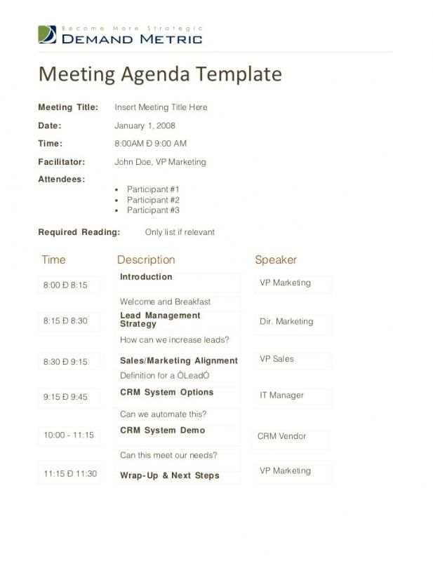 It's critical for the sales team to have a meeting agenda template that leaves. Sales Meeting Agenda Check More At Https Nationalgriefawarenessday Com 23644 Sales Meeting Agenda