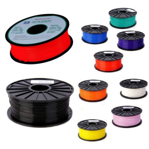 Practical pla 3d printer filament 1.75mm #1kg/spool 3d #printing #materials,  View more on the LINK: 	http://www.zeppy.io/product/gb/2/311717600884/