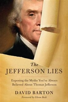 jefferson lies...such as the one about Sally Hemmings children and the DNA tests that were loudly mis-reported and quietly whispered in correction