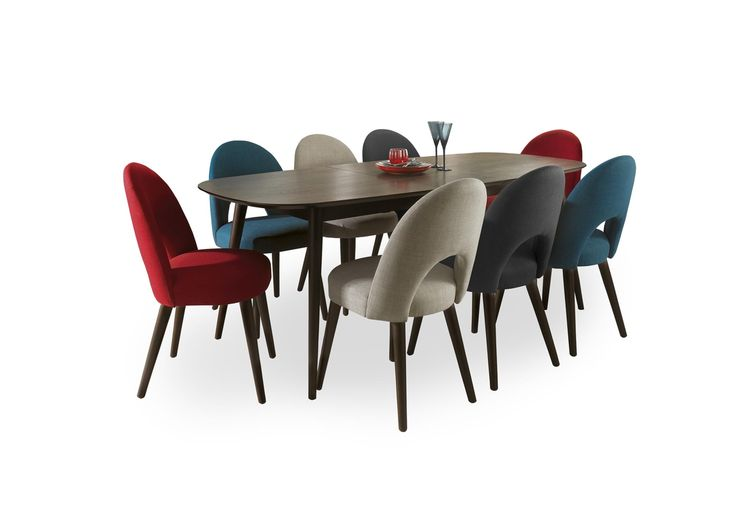 Nexus Extending Dining Table Amp 8 Chairs At Furniture