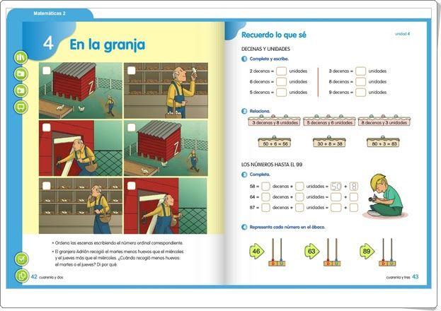 """Unidad 4 de Matemáticas de 2º de Primaria: """"Restas llevando"""""""