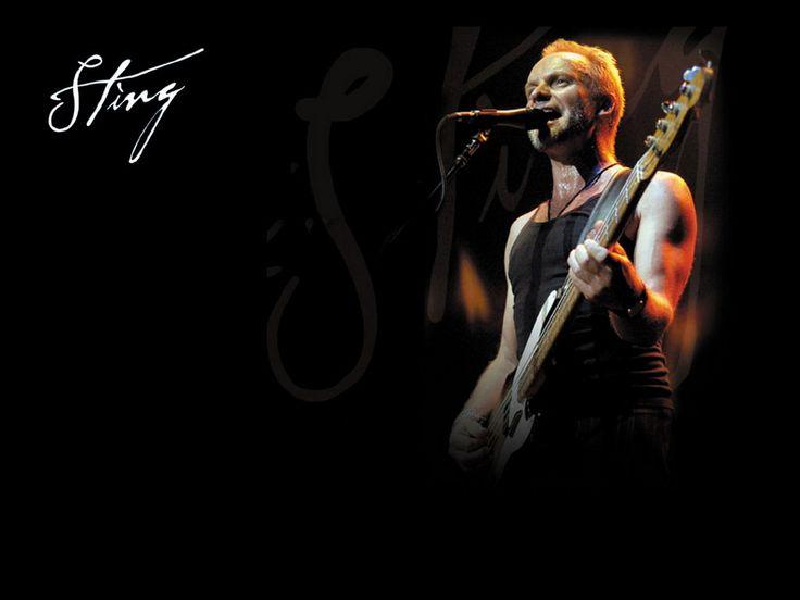 Sting - sting wallpaper