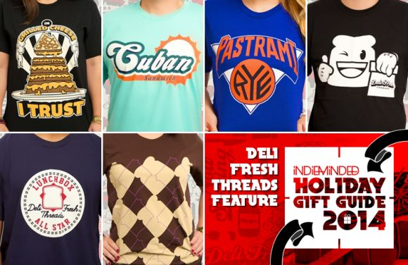 IM Holiday Gift Guide: Deli Fresh Threads Feature