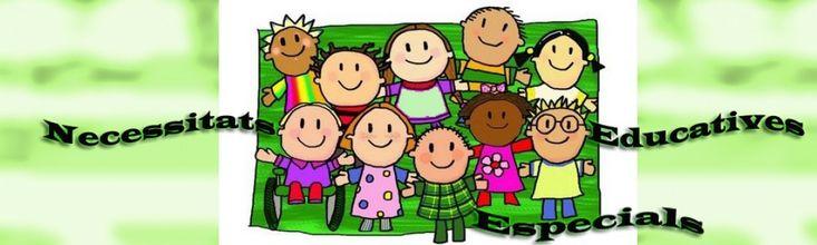Blog per compartir material per a nens amb necessitats educatives especials. Educació Especial.