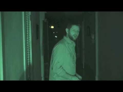 GRANT WILSON back Investigating Spalding Inn Part1 Feb 2013 Ghost Hunters