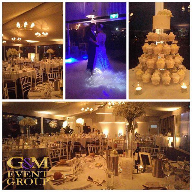 Kylie & Darrin's gorgeous marquee wedding @victoriapark with #MCBrianDavis #DJZacB || #gmeventgroup #lightingdesign #warmwhite #uplighting #dancingonacloud #brisbanewedding #queenslandweddings